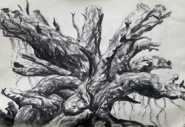 Spooooooky Tree